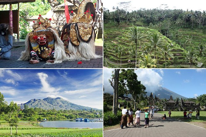 Private Full Day-Tour: Kintamani Volcano and Besakih Temple Tour