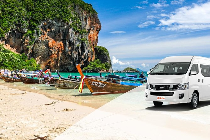 Krabi Town to Railay beach by Longtail boat(Pickup from your hotel) photo 1