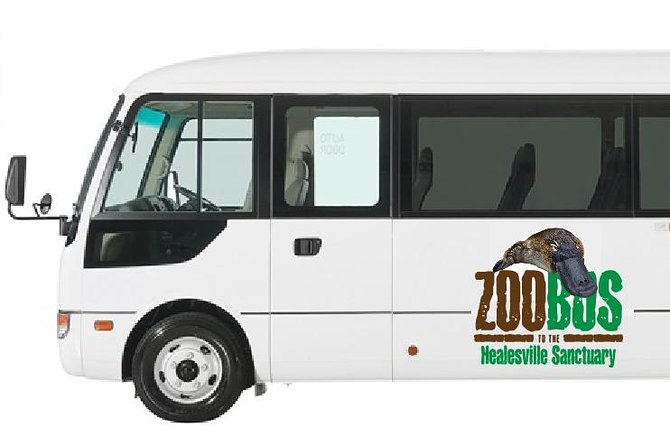 Healesville Sanctuary Zoobus - Melbourne City Return photo 4