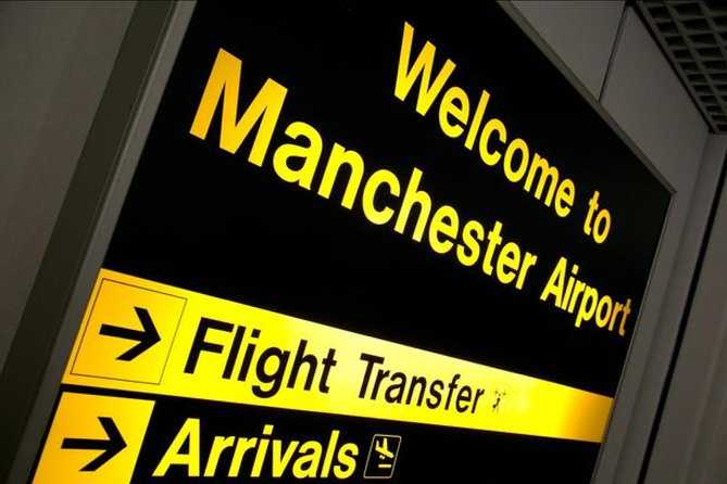 Transfer Aeroporto Aeroporto Manchester para Liverpool