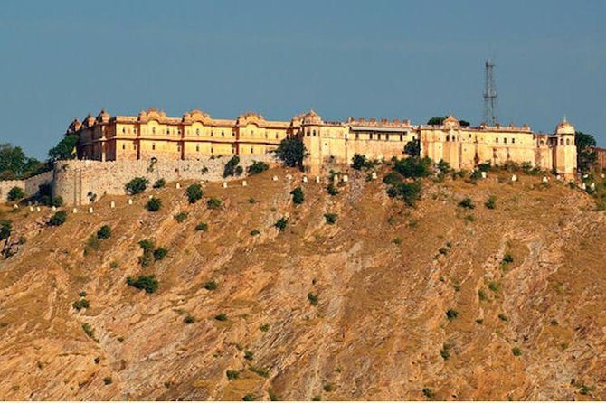Heritage of Jaipur: the Pink City