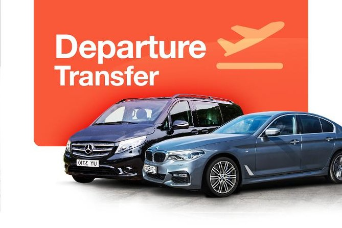 Private Departure Transfer from Buenos Aires City to EZE Buenos Aires Airport