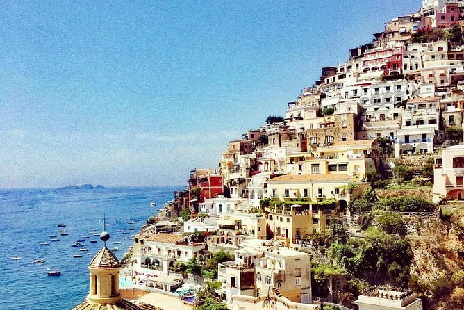 Amalfi Coast from Rome Private Day Trip photo 1
