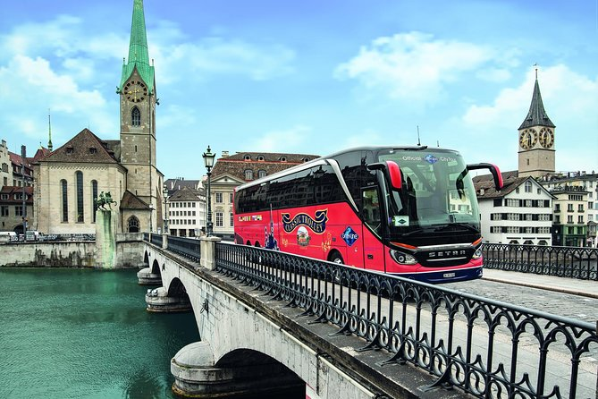 Zurich City Tour Experience