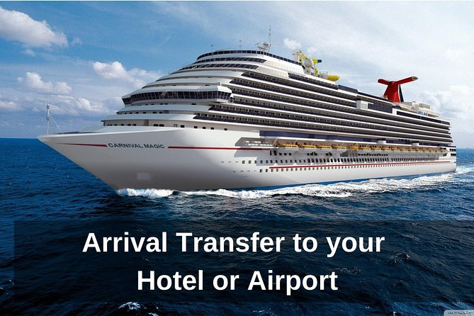 Arrival Transfer from Cruise Ports to London Hotel or London Airports