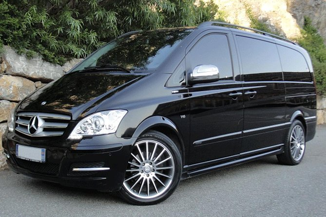 Private Transfer from Basel to Several Destinations in Switzerland (luxury Van)