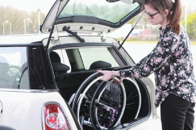 Disability & Mobility Impairment Private Heathrow Arrival Transfer to City Hotels