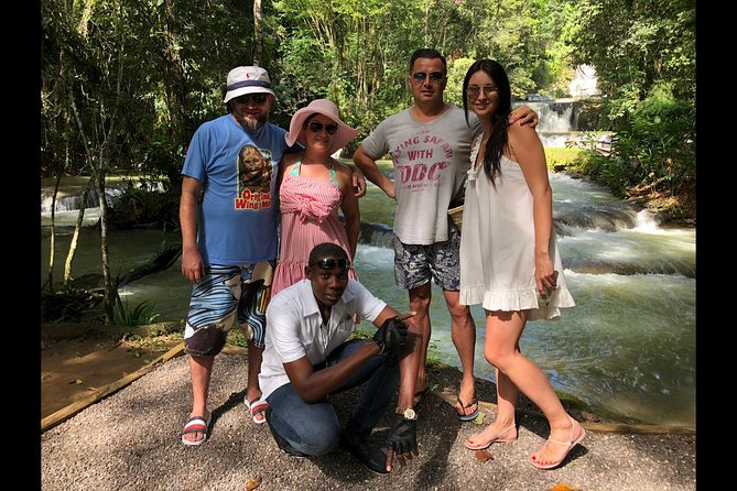 Private & Customize Tour to Dunns River Falls from Montego Bay