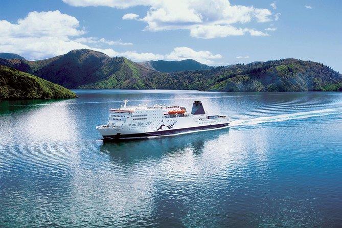 Ferry InterIslander - Picton a Wellington