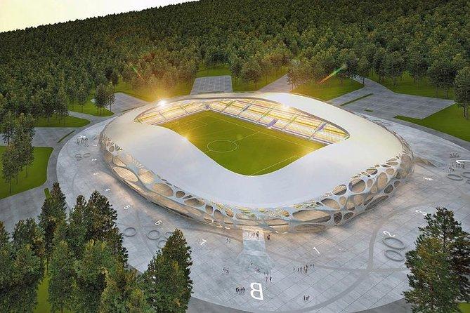 Private Roundtrip Transfer to Borisov Arena Stadium