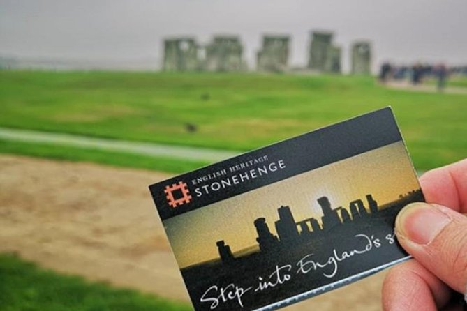 Post Cruise Tour to London via Stonehenge and Windsor in a Private Vehicle