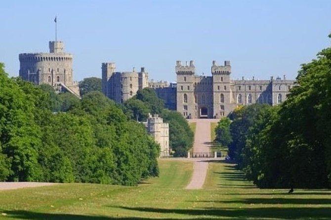 Heathrow Airport Arrival To Southampton Via Windsor Castle