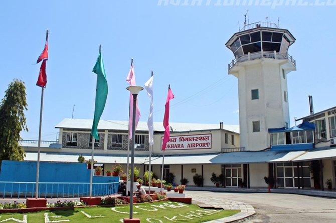 Pokhara Airport-Lakeside-Pokhara Airport