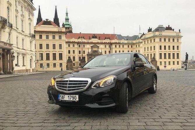 Prague Airport Private Transfers Mercedes E Class