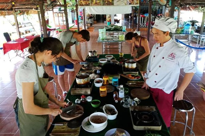 Saigon Cooking Class Tour Half Day in Ho Chi Minh City
