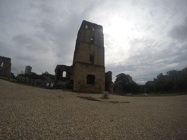 Panama Viejo Ruins Sightseeing Tour