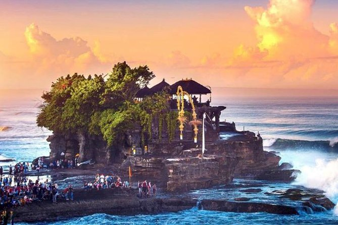 Full Day Private Experience: Bedugul, Jatiluwih and Tanah Lot