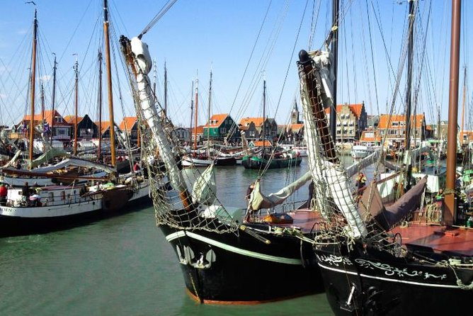 Volendam Marken Private Tour with Private Guide Volendam Marken: 4 hours