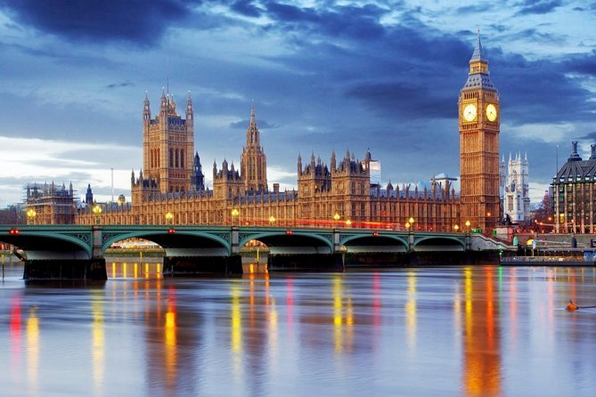London Heathrow Stopover - Personalized Half-Day London Tour