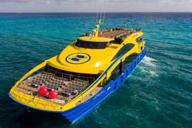Playa Del Carmen to Cozumel High Speed Ferry