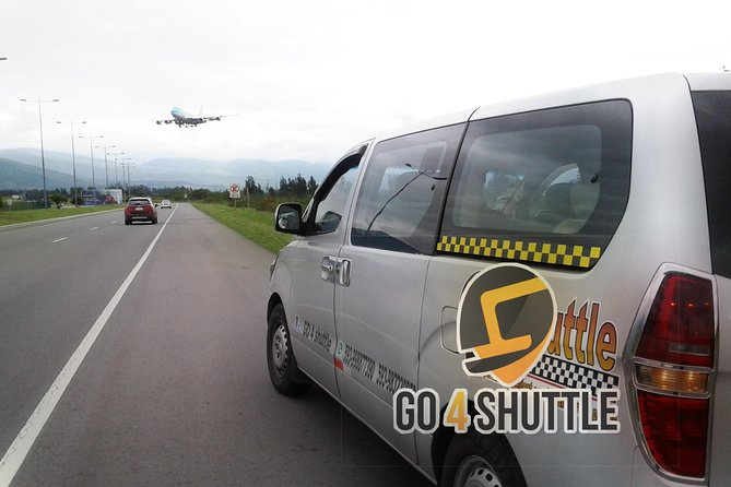 Quito Airport Shared Drop-Offs