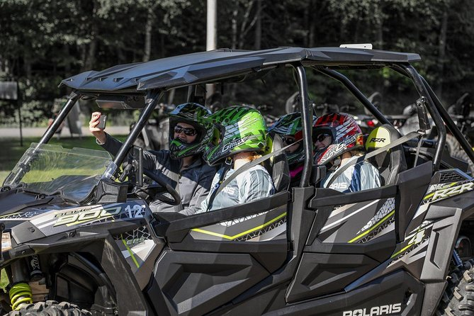4-seat, Polaris RZR Rental Full Day