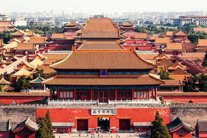 Skip the Line: Forbidden City Admission Ticket