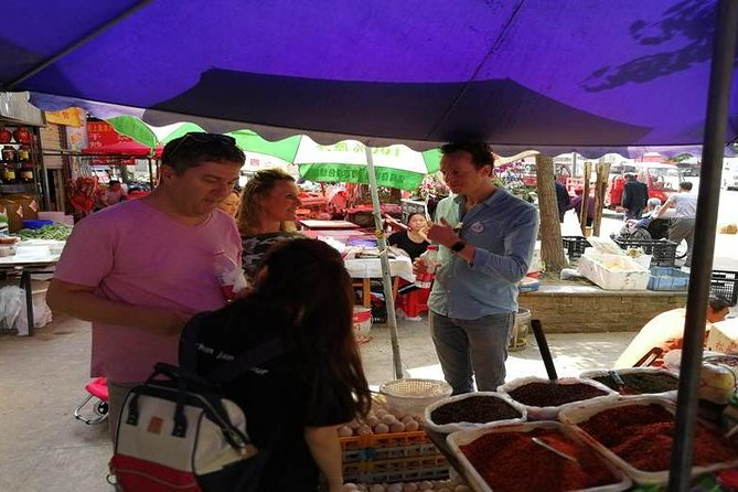 4-Hours Private Sichuan Cooking Class including Local Wet Market Visit photo 4