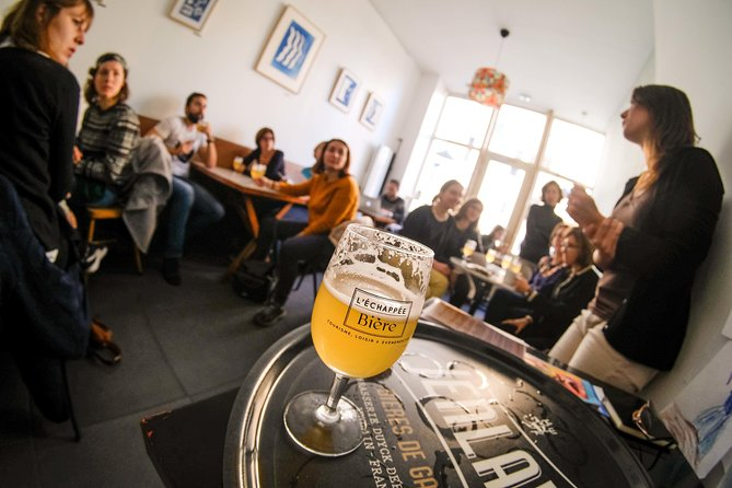 Scavenger Hunt & beer tasting in Lille Saint Sauveur (The beer of the 3 mills)