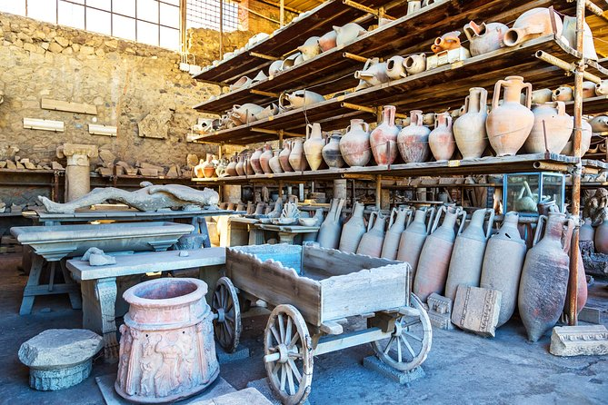 Discover the Ancient Ruins of Pompeii: Day Trip from Rome