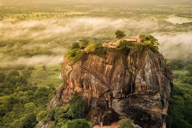 Sigiriya and Dambulla Cave Temple