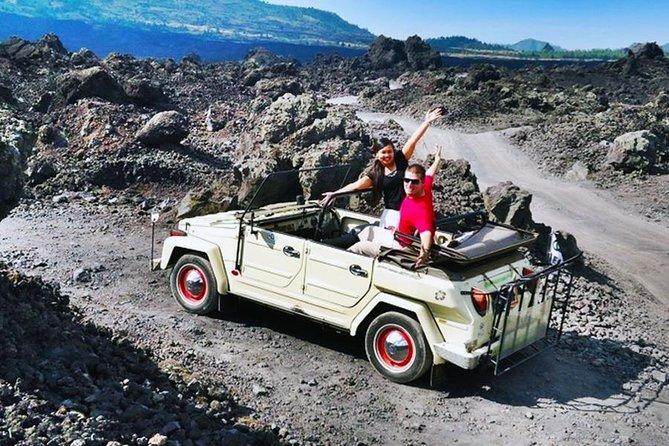 Mount Batur Volcano VW Safari Bali