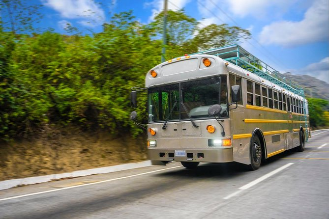 Shuttle Bus from Guatemala City to Antigua