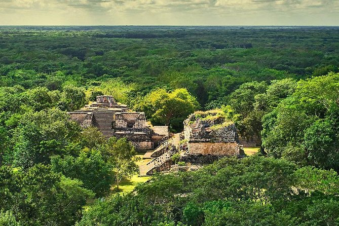 Ek Balam Cenote And Valladolid Private Tour From Cancun