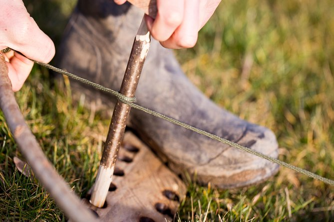Bushcraft experience, get out and enjoy the outdoors and learn new skills