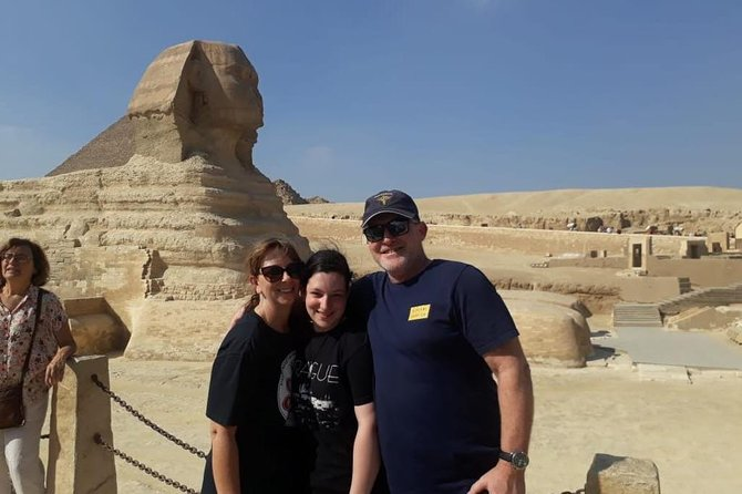 Private Giza Pyramids and Sakkara Tour photo 1