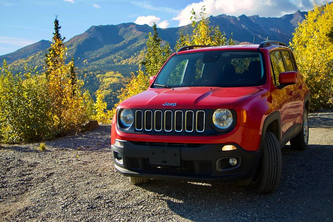 Denali Self-Guided Jeep Adventure