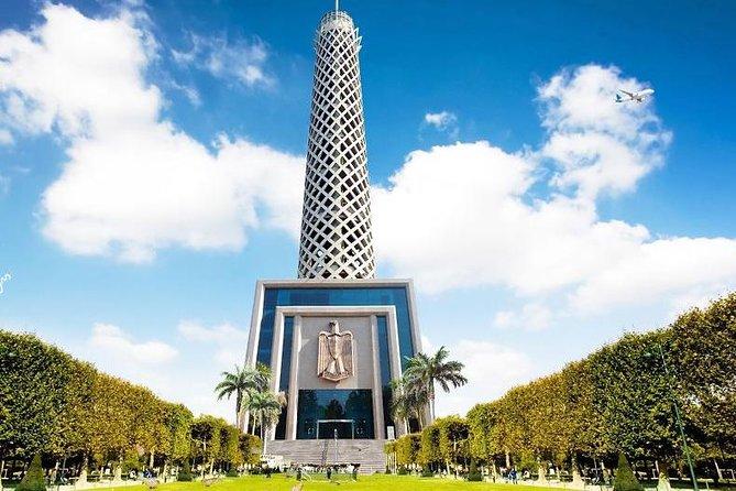 Torre del Cairo e museo dell'Egitto