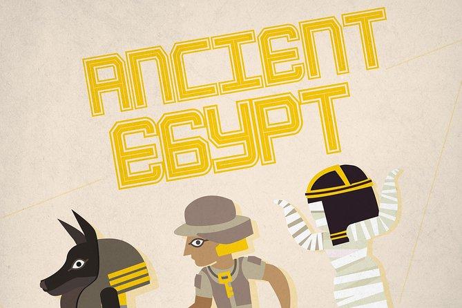 古代エジプトの脱出ゲーム
