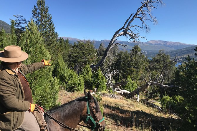 HORSEBACK RIDING in Lolog Lake - Full Day