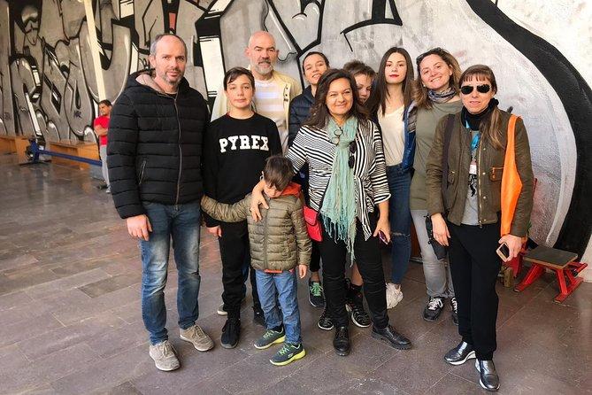 Grafiti tour and Carmen Quarter