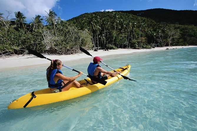 Kayak and Snorkel: Maui West Shore