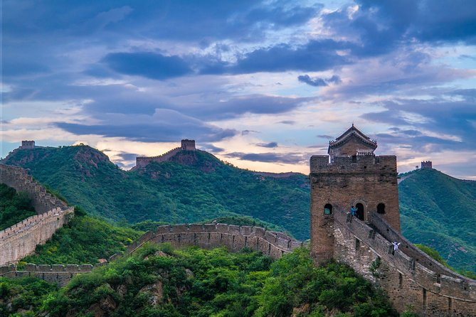 Bus tour to Jinshanling Great Wall with hotel pick up