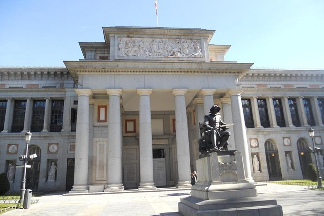 Palácio Real de Madrid e Museu do Prado