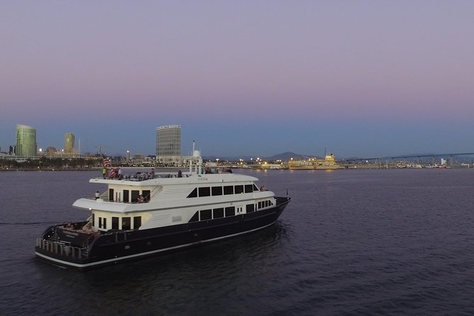 San Diego Harbor Dinner Cruise