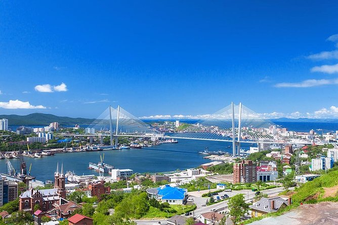 Discover Vladivostok on a Private Walk and Talk Tour