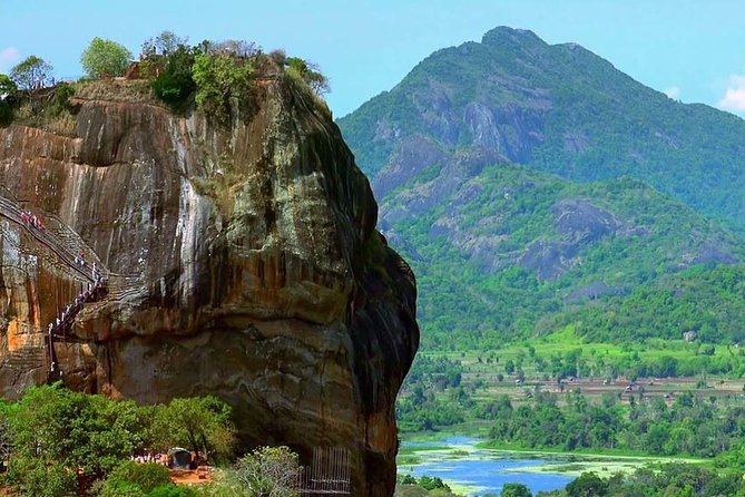 Day tour to Sigiriya & Dambulla from Kandy