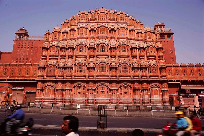 2-Day Private Jaipur Overnight Tour from Delhi - All Inclusive