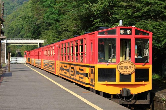 Sagano Romantic Train (Redemption Required)