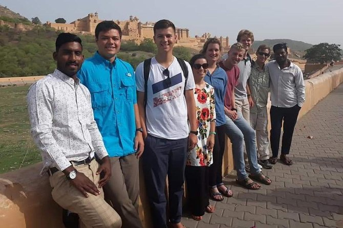Private Sightseeing Tour of Jaipur